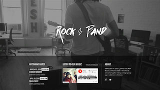 Premium Rock Band Music
